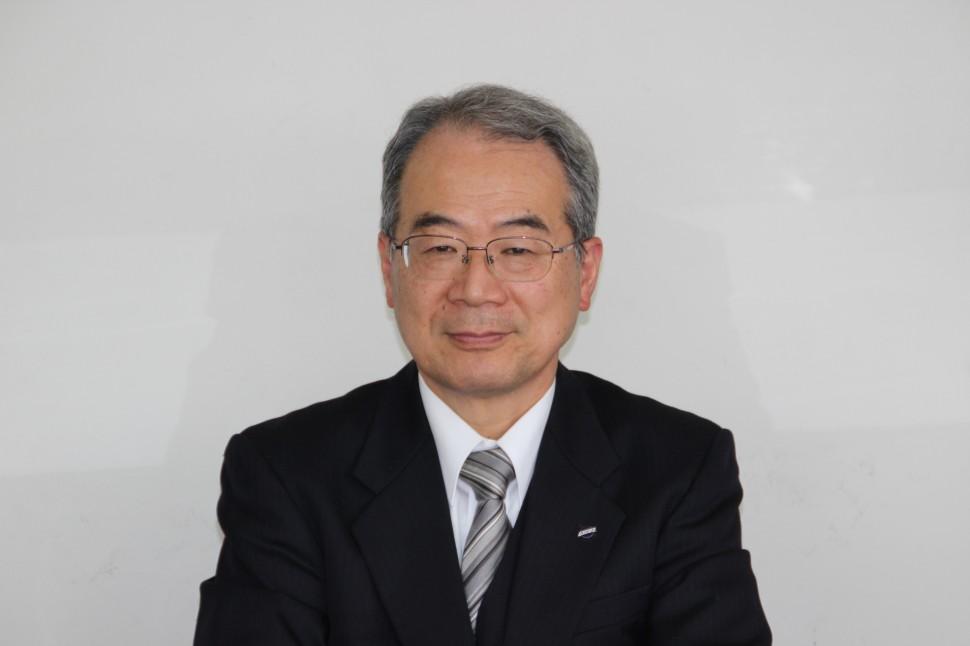20140414 入間川ゴム 細井達男社長