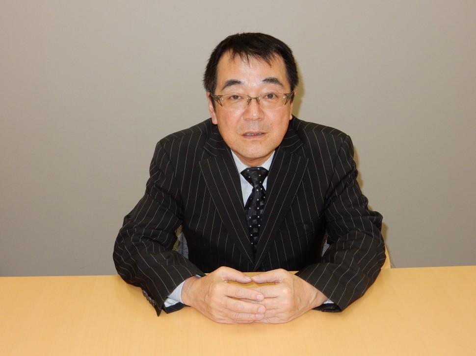 ホース特集 タイガースポリマー 佐々木博常務取締役