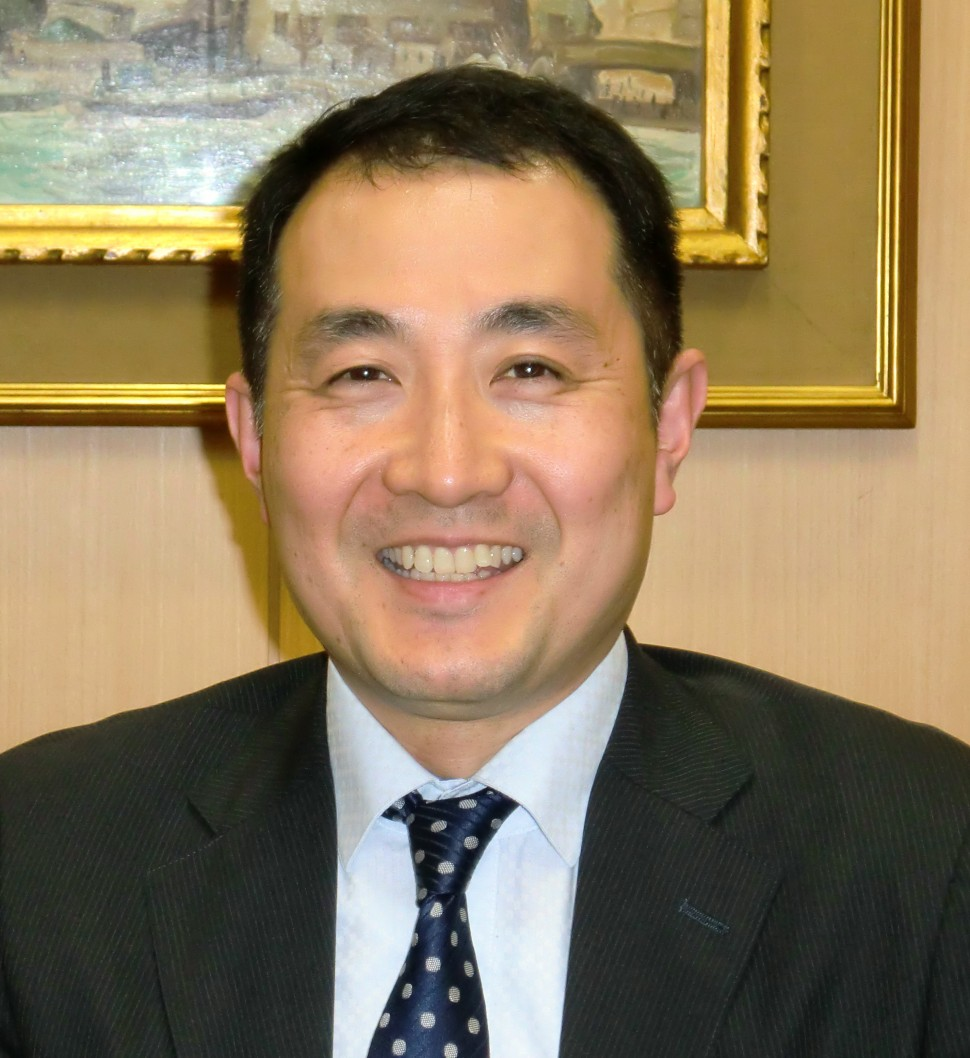 昭和電工 基礎化学品事業部ソーダ・誘導品部エラストマーグループ片山知樹グループリーダー