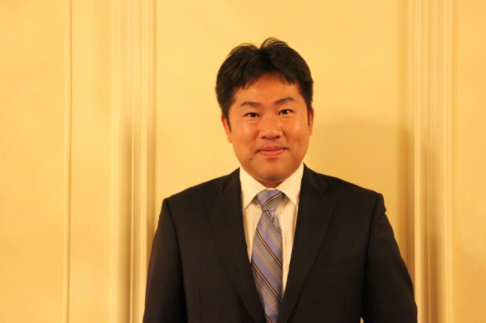 加貫泰弘新社長