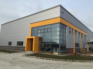 新R&Dセンター外観