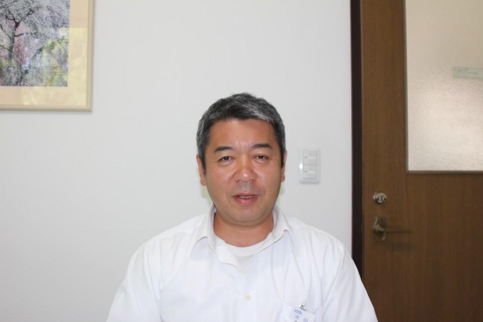 池田正信専務