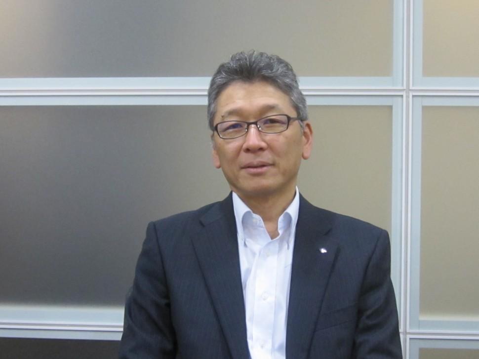 前田裕久常務執行役員