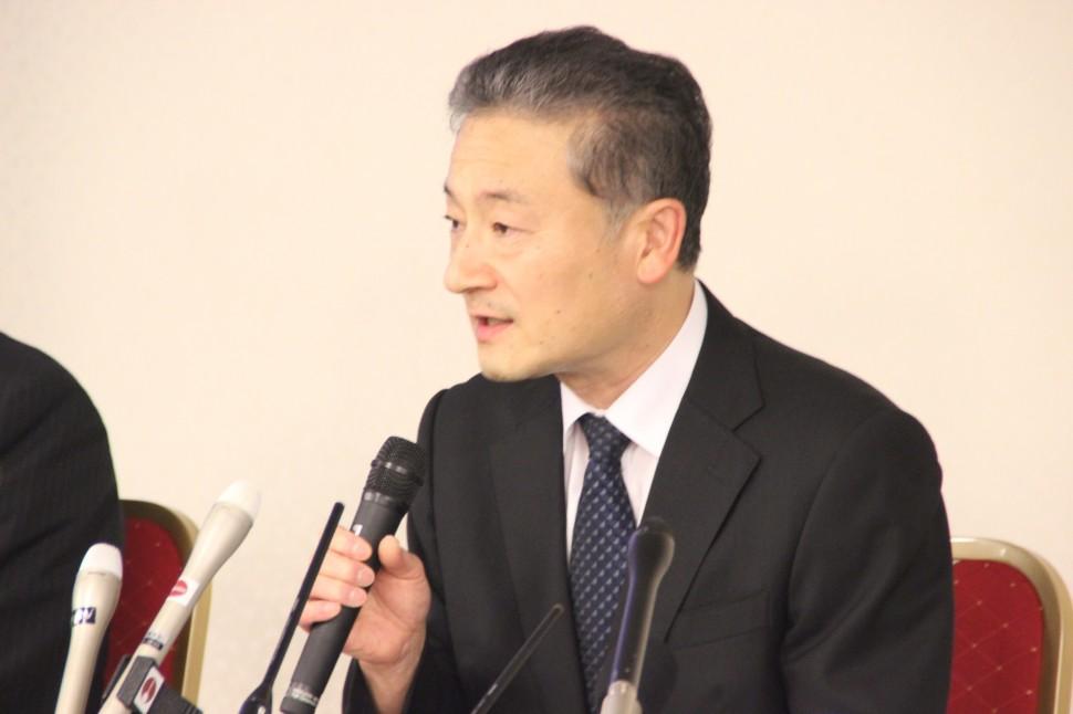 山本卓司 代表取締役社長