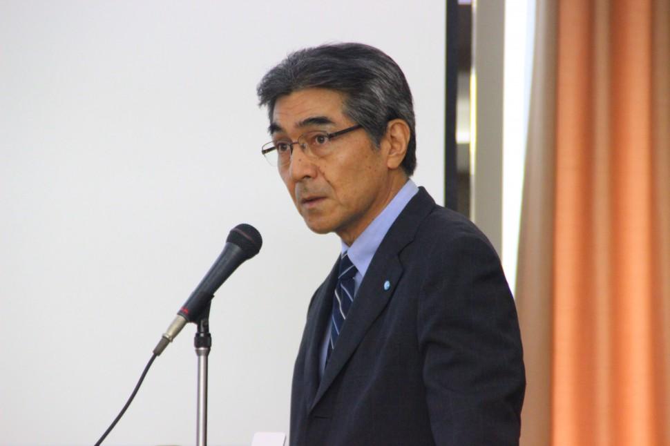 齋藤祐二執行役員経営企画部長