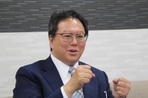 浅尾栄次取締役