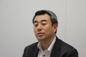 工業資材販売部松永浩明部長