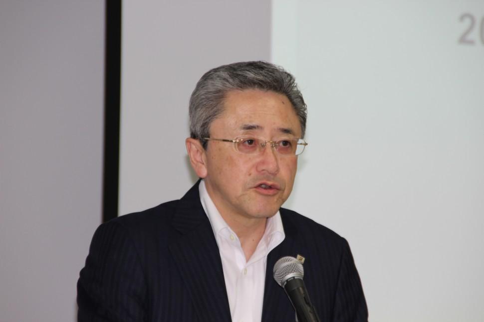 江藤彰洋専務執行役員