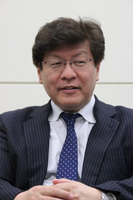 20150413 JSR山脇一公石化事業企画部長
