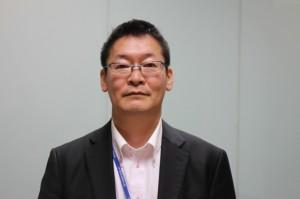 エラストマー事業部部長松尾嘉英EPTグループリーダー