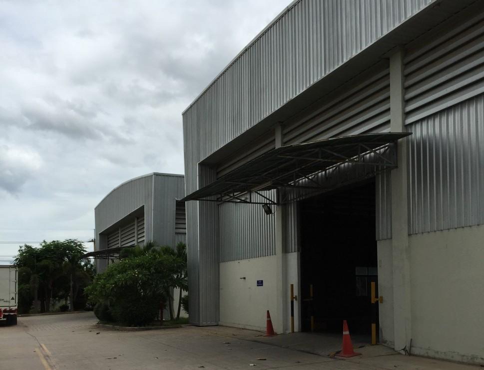 今春に立ち上げたタイの新倉庫