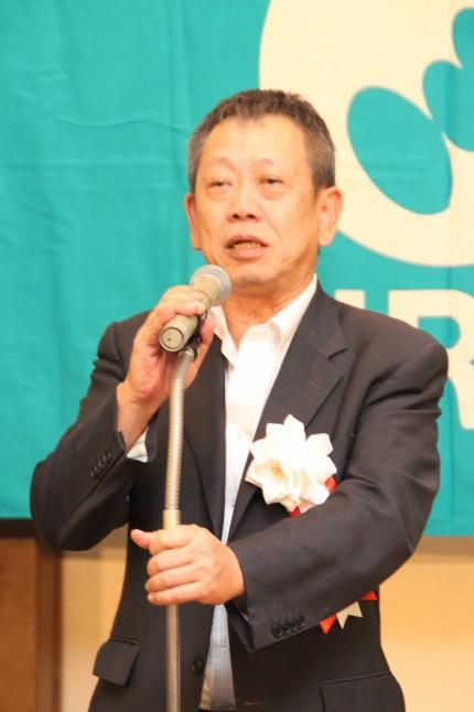 中締めは吉川亮中央執行副委員長が行った