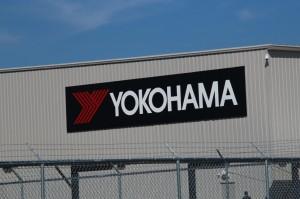 横浜ゴムアメリカ工場⑧