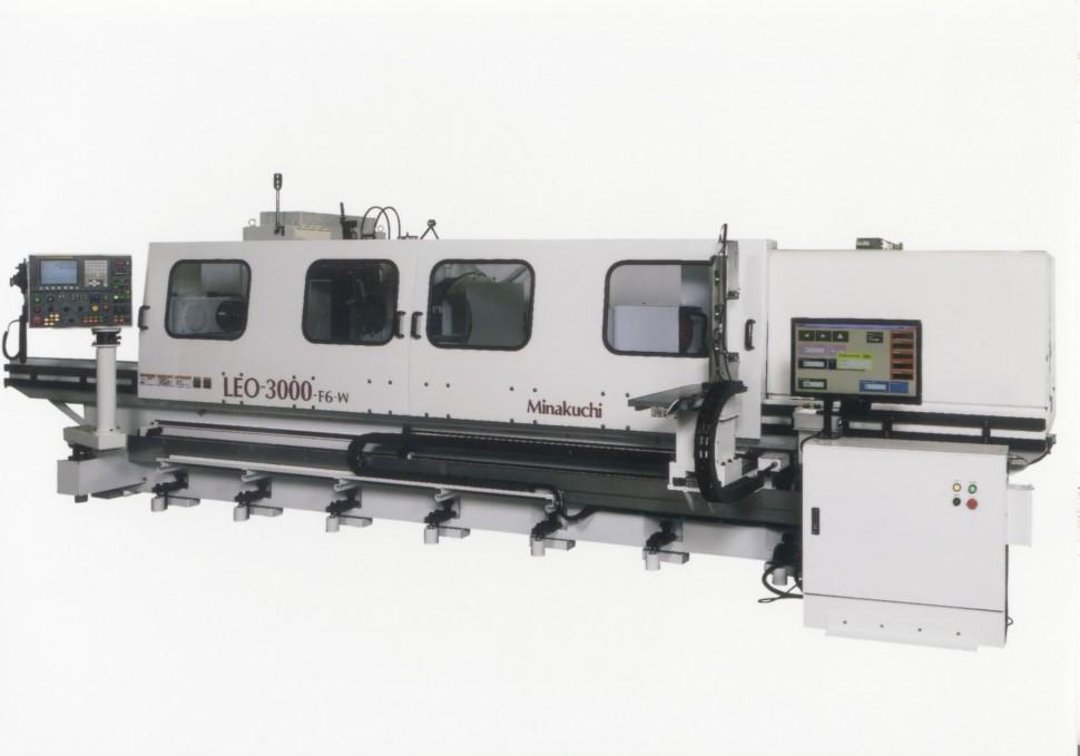 測定機が搭載され大型複合機に注力する水口製作所