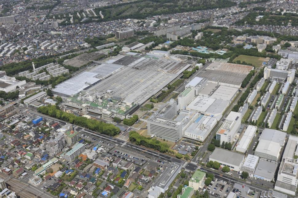 新たに4つの研究開発施設を設置する小平市の開発・生産拠点