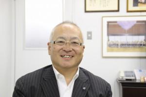 今後の展望を語る永吉社長