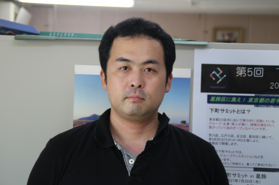 今後の展望を語る平井社長