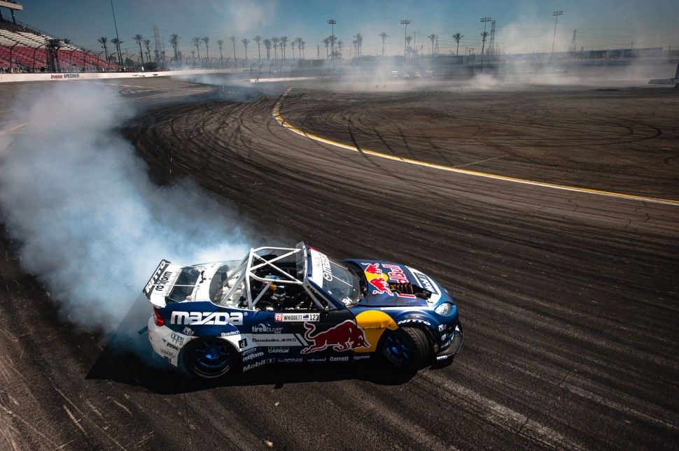 【動画】ニットータイヤ 2015 Formula Drift Final Fight at Irwindale Speedway and Season Recap