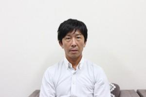 国内の営業を強化していくと語る十川部長