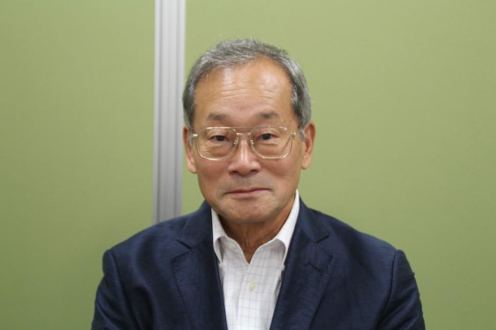 高機能製品で開発を強化していくと語る八尾社長