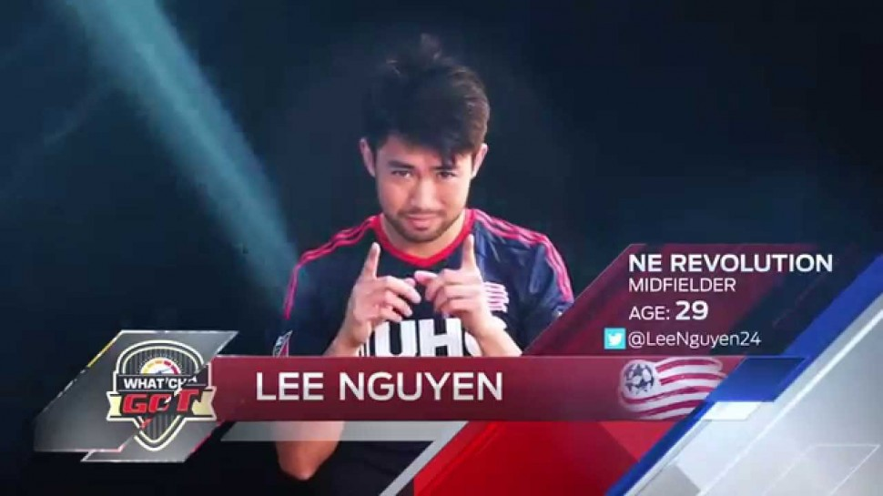 "【動画】コンチネンタルタイヤ ""What'Cha Got"" Episode 10: NE Revolution Midfielder Lee Nguyen"