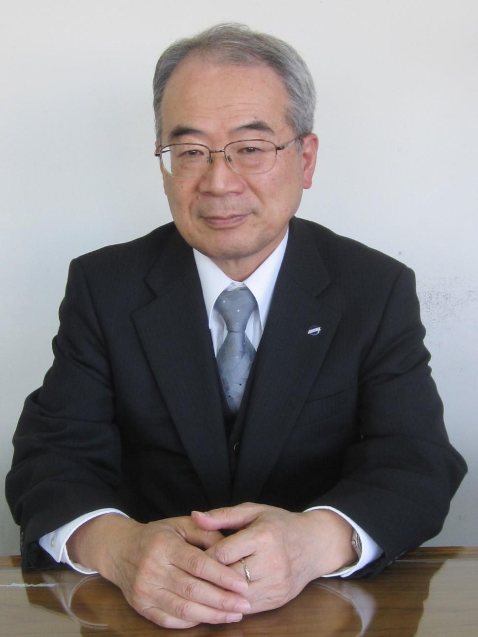 細井達男社長