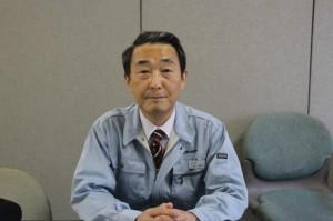 土澤取締役営業部長
