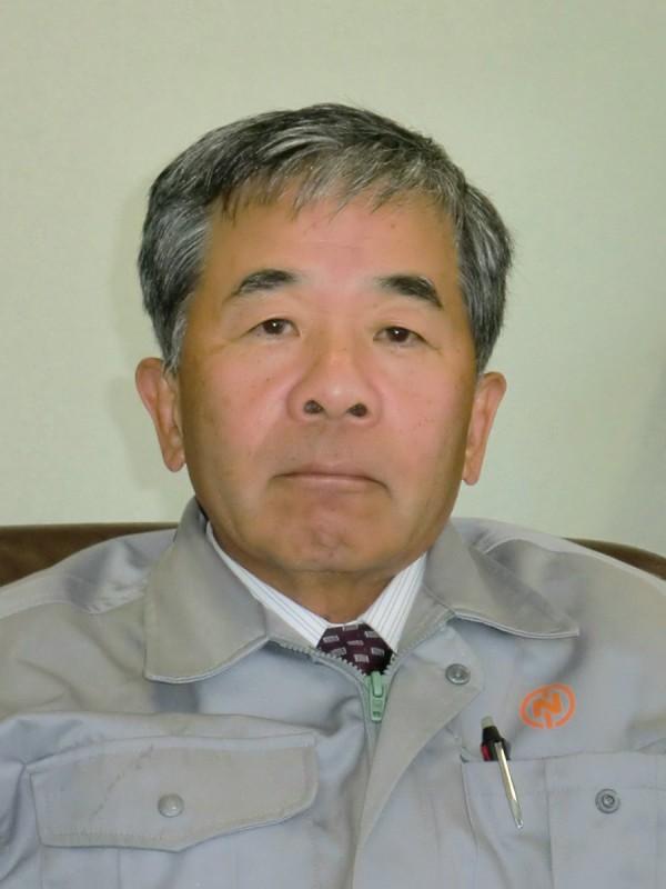 日東化工 荒川社長 TOP