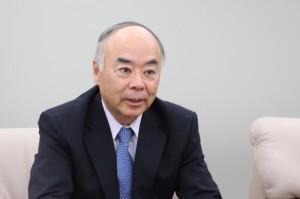 中田惠二社長