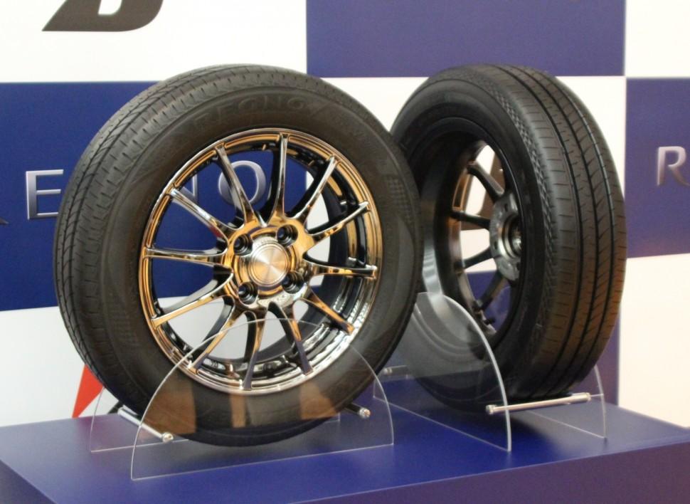 レグノブランド初の軽専用タイヤ「GRレジェーラ」