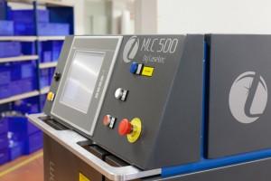 拡販していくゴム専用の射出成型用金型レーザー洗浄機