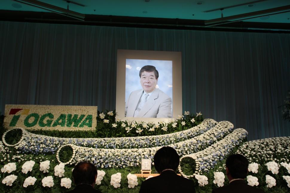 故十川氏のお別れの会