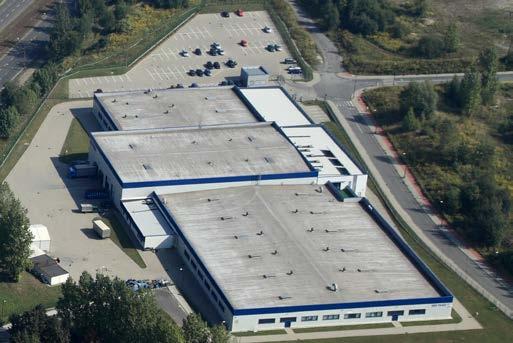 今秋稼働を始めるSRK―HPの工場予定地