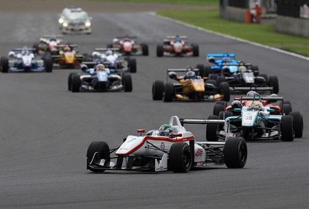 全日本F3選手権(2015年)