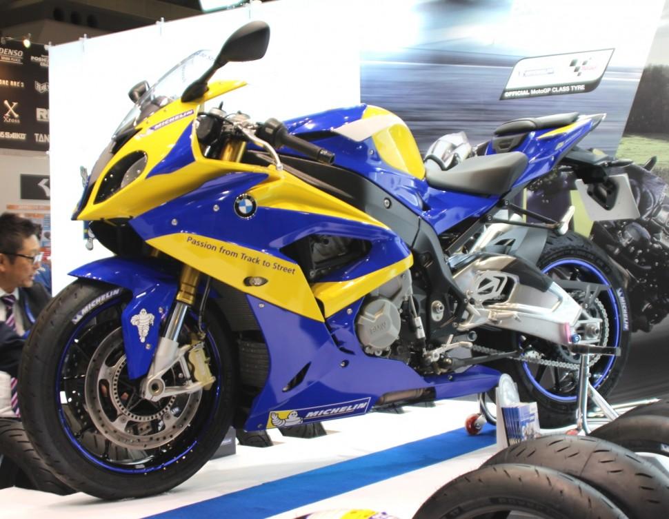 MotoGPタイヤの装着車両
