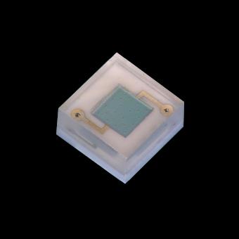 ガラス封止紫外線LED