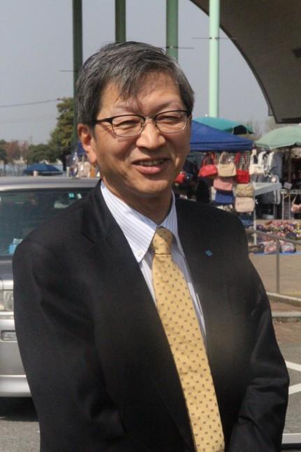 「多くのドライバーに声をかけてもらい、少しでも未然に事故を防ぎたい」田中宏明代表取締役副社長