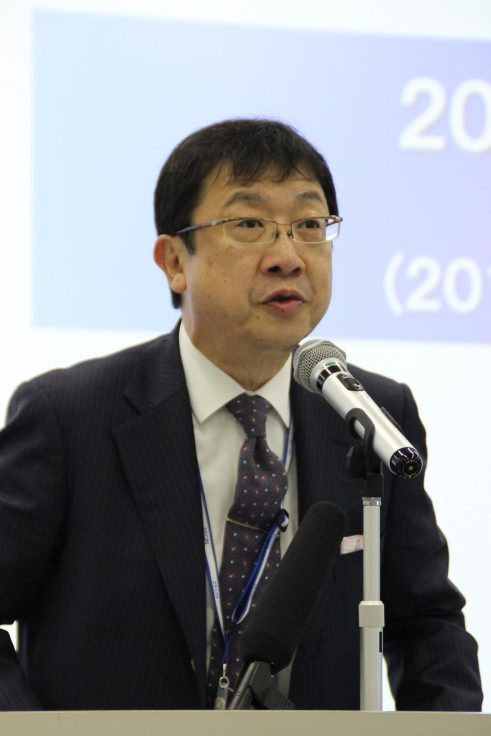 古谷岳夫取締役執行役員