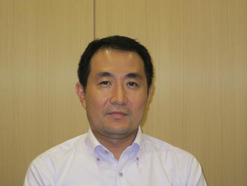 片山知樹誘導品部エラストマーグループリーダー