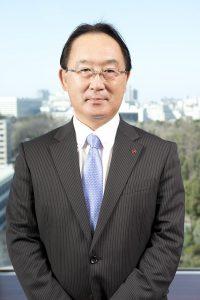 室伏信幸取締役専務執行役員・カーボンブラック事業部長
