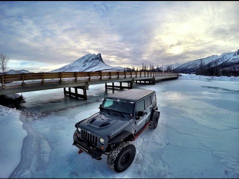 【動画】ニットータイヤ 5500 miles of Alaskan Frozen Frontier – Nitto at Alcan 5000
