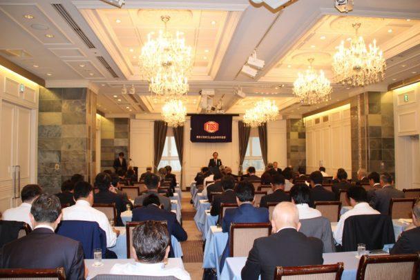 総会当日は171名が出席した(委任状115名含む)