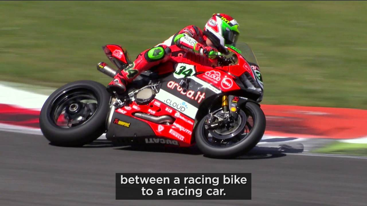 【動画】ピレリ Audi versus Ducati at the 'Temple of Speed'