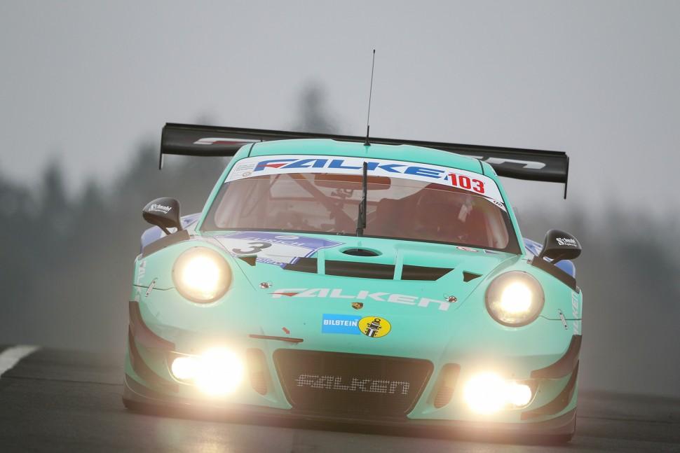 ファルケンモータースポーツ「ポルシェ911 GT3 R(991)」