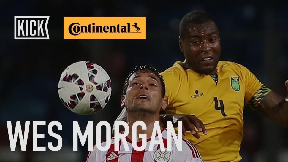 【動画】コンチネンタルタイヤ Jamaica Key Player: Wes Morgan