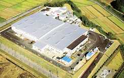 村岡ゴム工業 工場