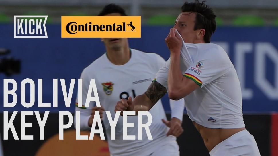【動画】コンチネンタルタイヤ Bolivia Key Player: Martin Smedberg-Dalence