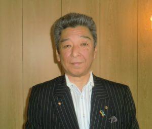 日本グローブ工業会理事長
