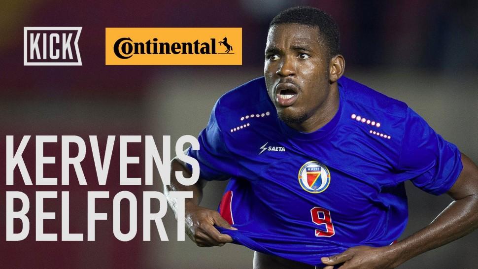 【動画】コンチネンタルタイヤ Haiti Key Player: Kervens Belfort