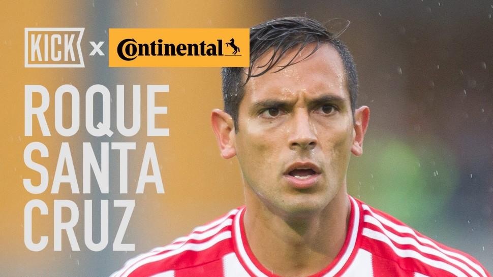 【動画】コンチネンタルタイヤ Paraguay Key Player: Roque Santa Crus